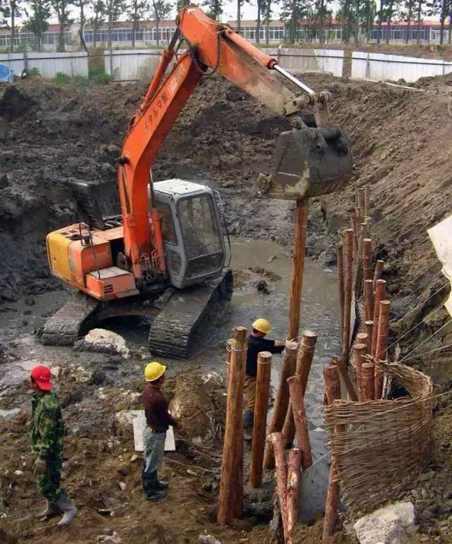 学会11种深基坑支护方式,以后施工深、浅基坑都游刃有余!_7