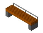 bim软件应用-族文件-树围椅