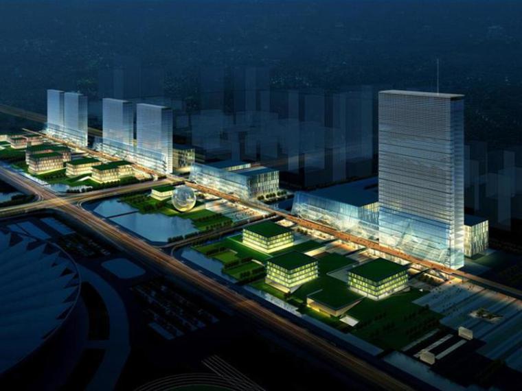 [广东]佛山某公共商业文化综合体建筑方案文本(PDF+CAD+JPG+181页)