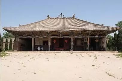 中国现存的木结构古建筑前50座,看一眼少一眼了~_24