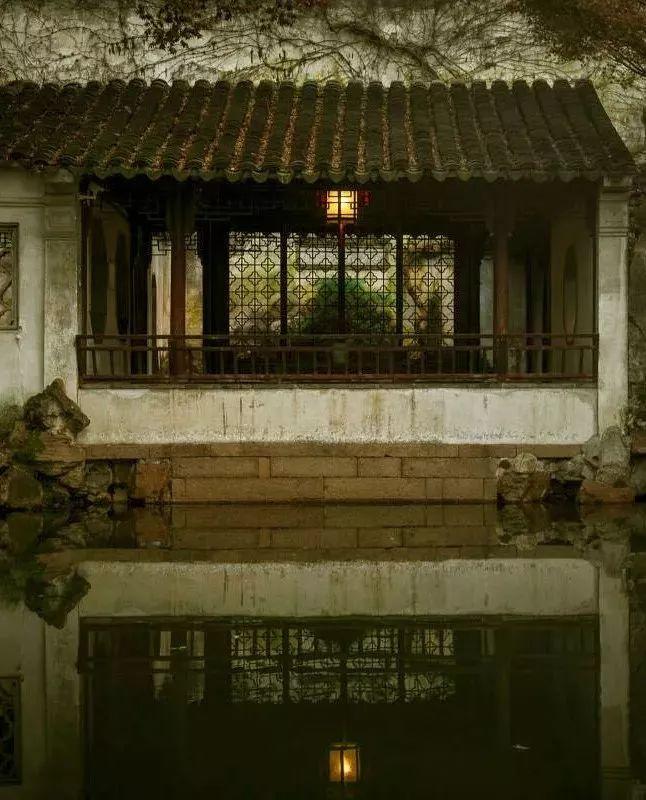 这才是中国人的院子,秋天美到骨子里_3