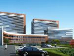 [湖北]武穴市第一人民医院新院区建筑设计方案文本