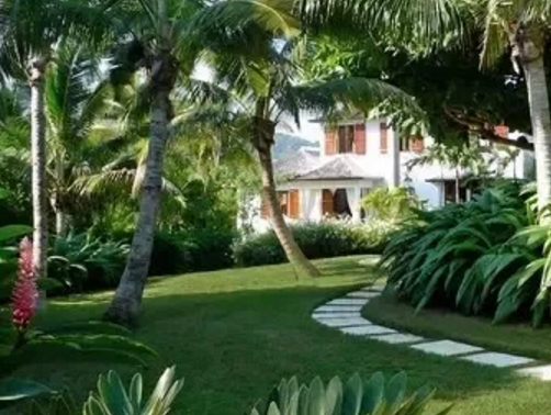 世界5大别墅庭院设计风格--美式庭院设计,赋花木以灵魂