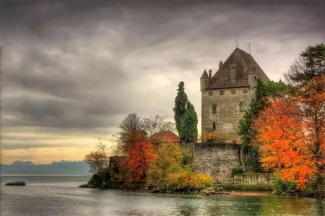 """四个最美的法国小镇,我愿在此""""终了余生""""..._10"""