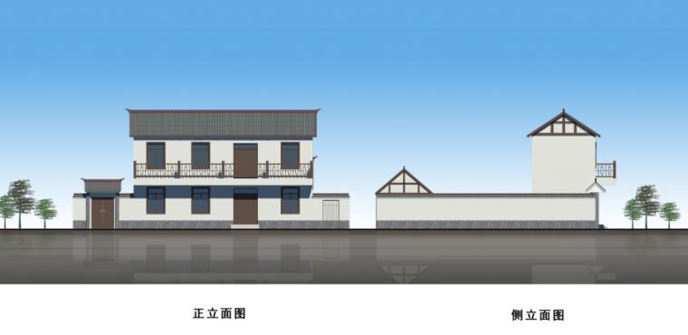 住宅立面图2