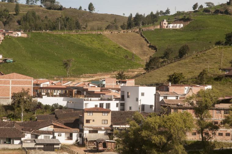 哥伦比亚Entrerrios教育公园_4