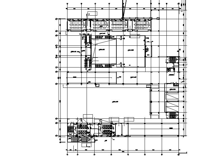 深圳外国语高中全套暖通施工图(甲级设计院)