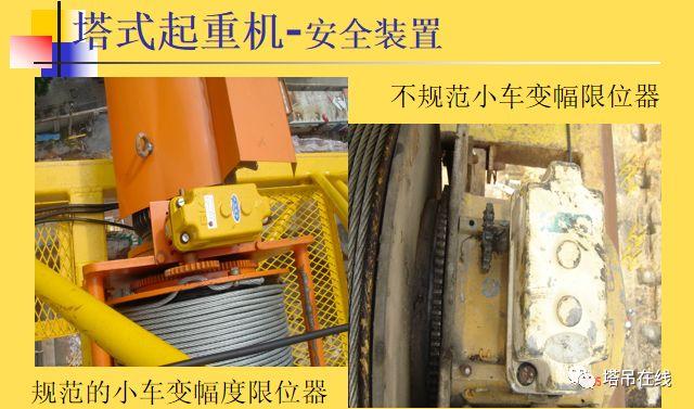 塔式起重机安全技术规程及检查技术规程PPT_7