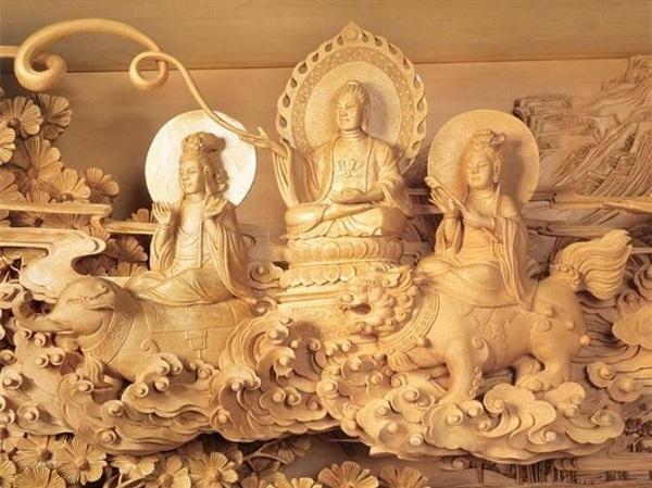 中国四大木雕流派各有什么特色