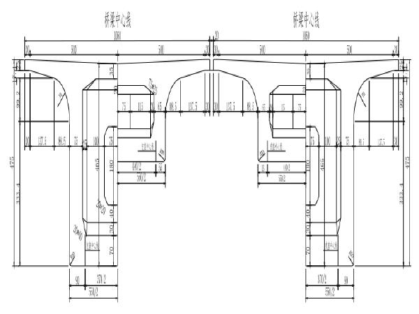 [温州]灵昆特大桥连续梁施工方案(附多张施工图)