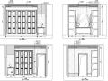 [湖南]唐总跃层欧式低调奢华别墅装修设计施工图