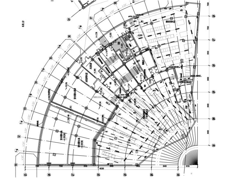 [地标建筑]重庆江北大型商业综合体图纸(水暖电)