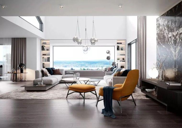 客厅与阳台打通设计,正流行!