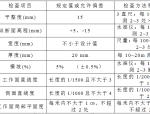水利工程施工组织设计文件