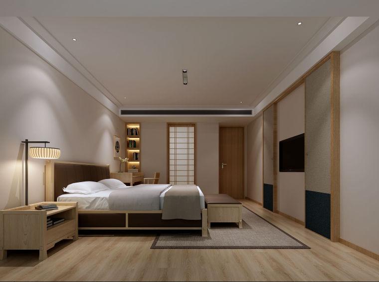 简单自然的中式风格住宅室内实景图 (20)