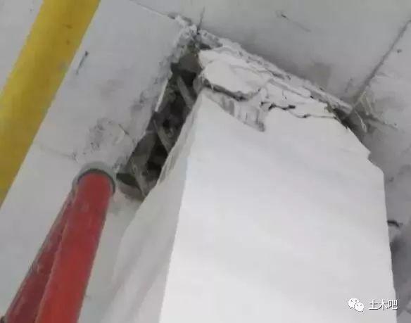 [地下结构抗浮]未考虑局部抗浮,柱端压溃!地下结构抗浮问题_6