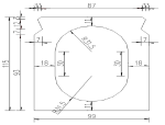 桥梁预应力空心板设计计算书