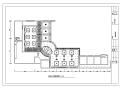 大观园家常菜馆室内装修设计施工图纸(105张)