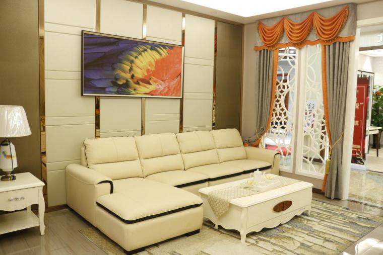 客厅的九种布置技巧