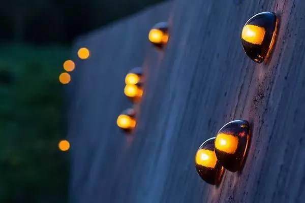 景观灯光设计。当灯光碰上景观,浪漫的夜晚就开始了!_39