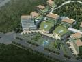 某生态医院建筑设计文本