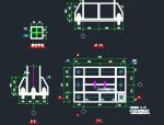 200个钢结构节点详图(屋脊、天沟、屋盖、支座、雨棚、牛腿等)