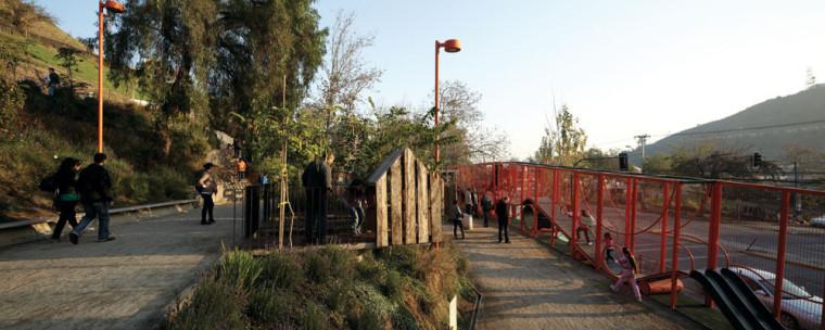 智利二世纪儿童公园-10