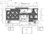屋顶花园cad方案施工图设计