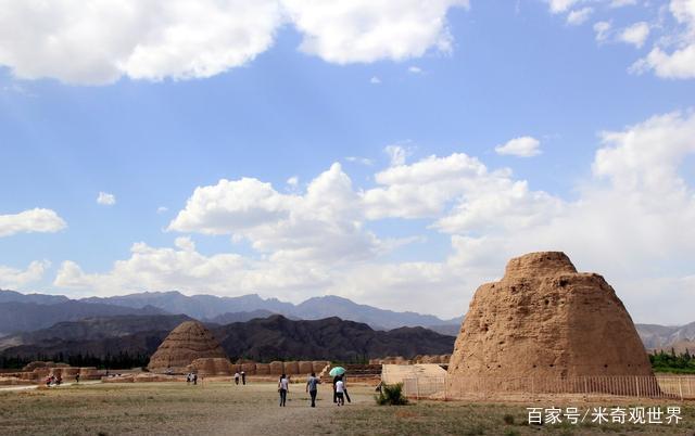 """中国""""最低调""""的皇陵:全部用土建造,却被称为东方金字塔_4"""