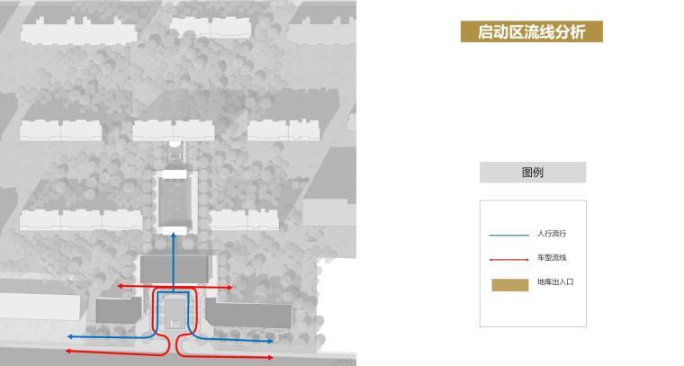 金地何山居住区建筑方案文本方案一(JPG+41页)