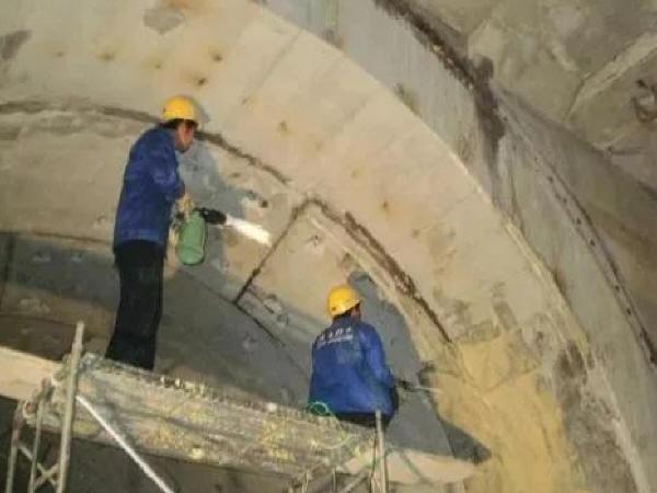 隧道防水堵漏的原因以及治理