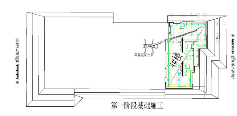 万科嘉园二期大体积混凝土施工方案