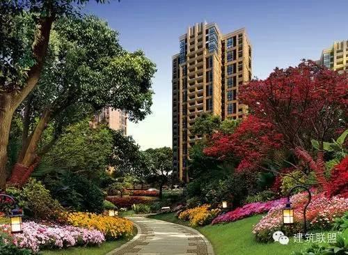 房地产景观绿化的14个关键点_9