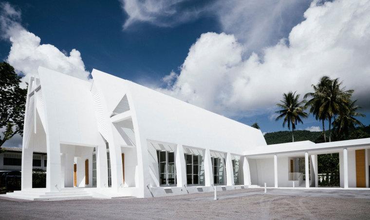 泰国Mary基督教堂-3