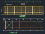 预应力混凝土管桩光伏支架设计图