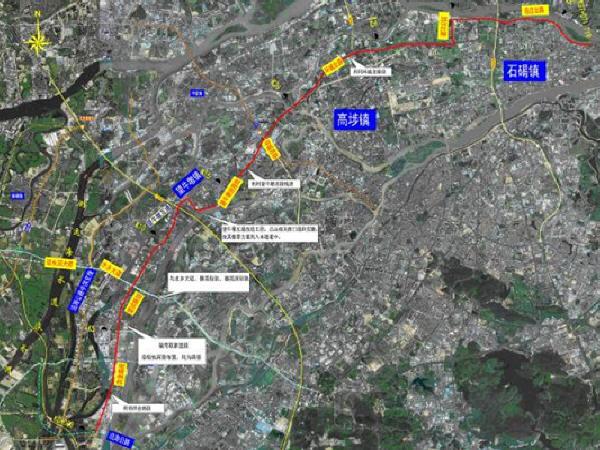 37km水乡地区道路及连接线工程方案设计报告(设计图451张)