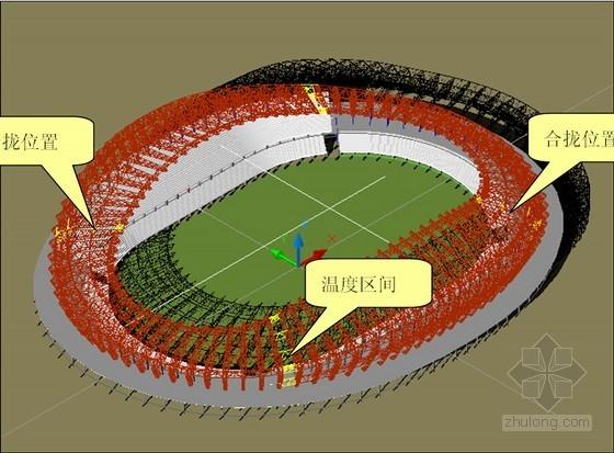 [西藏]文体中心体育场工程钢结构施工方案(空间桁架体系)