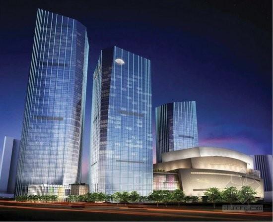 [广东]酒店工程L3层公共区域精装修分包工程施工组织设计(236页)