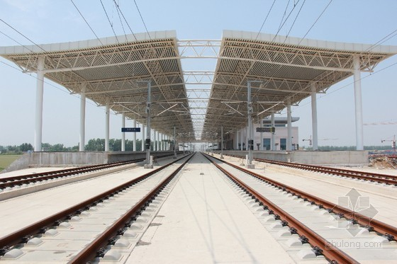国铁一级铁路工程全标段施工组织设计全套文件(450页桥涵路基站场)