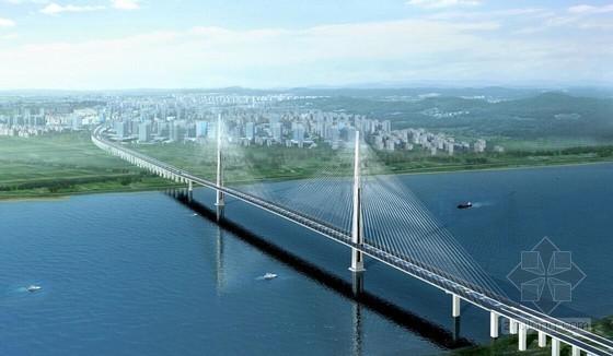 [PPT]三维设计在大跨度跨江斜拉桥工程中实践解析(59页)