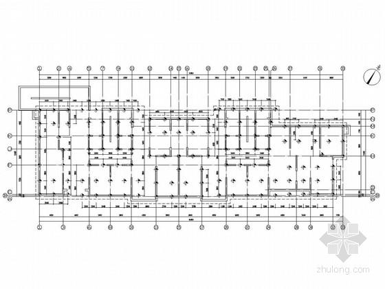 [南通]98米30层剪力墙住宅结构施工图