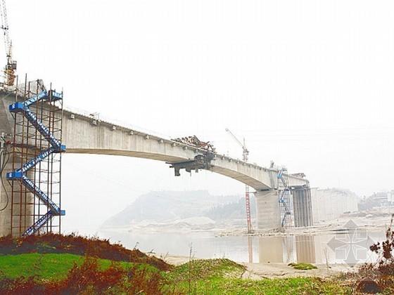 动车出入段特大桥连续梁中跨合拢段施工方案