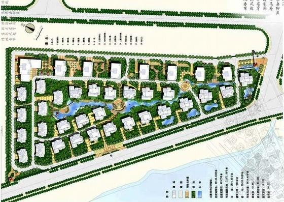 台州小区景观规划设计方案