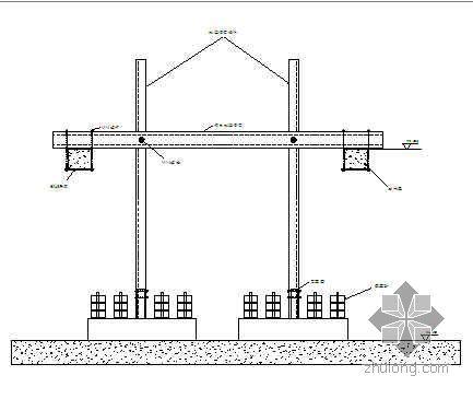 青岛某商业广场幕墙工程施工组织设计(鲁班奖 附计算书)