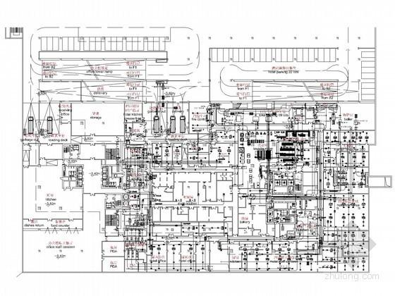 [山西]酒店空调采暖及通风系统初步设计图(doc格式说明书)