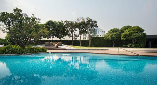 泰国Ceil公寓住宅景观设计_11