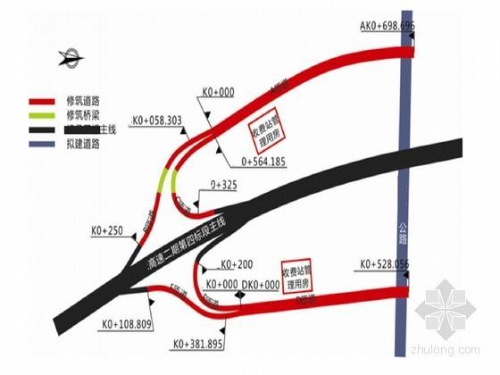2013年高速公路工程施工组织设计152页(含支架法桥涵)
