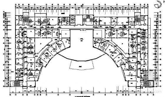 医院网络通信全套设计图