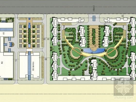 无锡小区方案设计