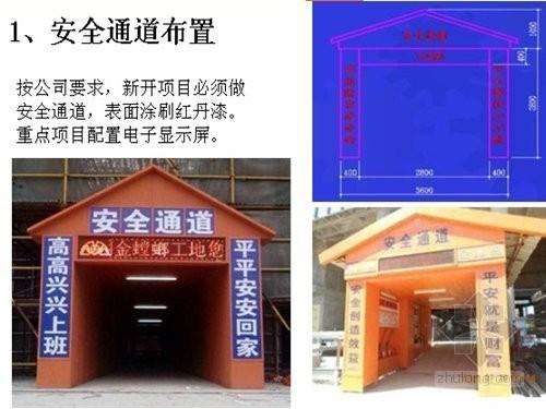 建筑工程现场安全文明施工管理规范(附图丰富、实用性强)